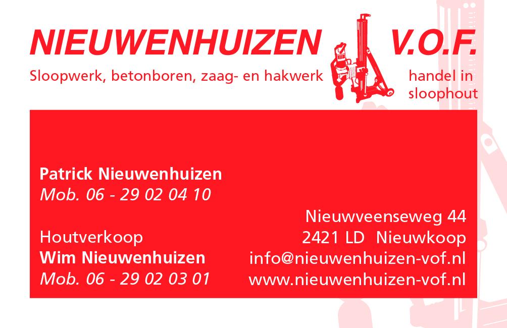 Nieuwenhuizen V.O.F.